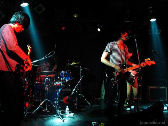 Live @ Shimokitazawa Basement Bar, 2009