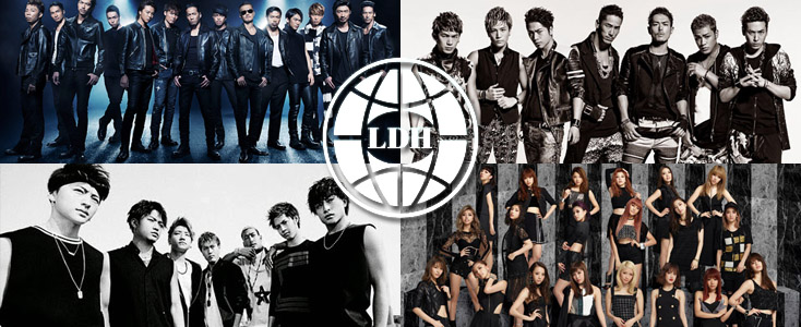 how ldh and their acts are changing the face of jpop japan vibe