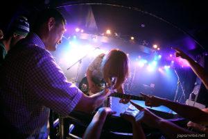 Tokyo 2016 #8: TsuShiMaMiRe, Kinoco Hotel, Kids N Cats (AT) @ Fever, 2016.09.12