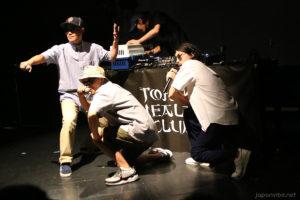Tokyo 2016 #3: Tokyo Health Club, Macka-chin, Zombie-Chang, Yosa & MCpero @ Shibuya WWW, 2016.09.04