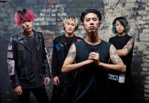 ONE OK ROCK EU tour in December!