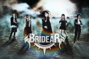 Bridear's third EU tour is coming up this autumn!