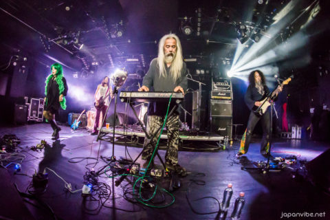 Acid Mothers Temple & The Melting Paraiso UFO @ A38, Budapest, 2017.09.29