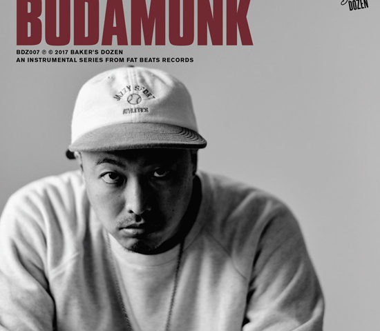 New digital / vinyl release from Budamunk out on Fat Beats Records!
