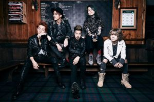 New music video from Crossfaith featuring Jesse!