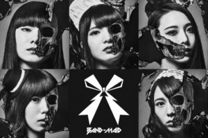 The rocker maids of Band-Maid return with new album