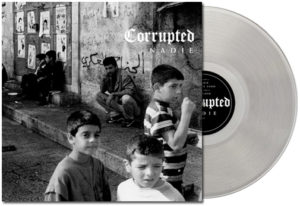 A new reissue of Corrupted's classic, Nadie
