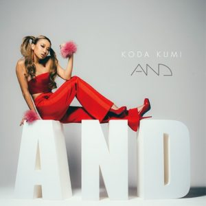 Koda Kumi: AND – new album from the JPop diva