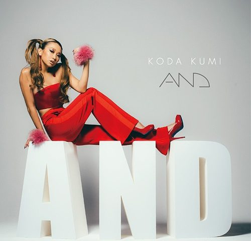 Koda Kumi: AND – new album from the JPop diva