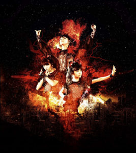 Babymetal's 2018 World Tour will take to group to US in May and to Europe in June!
