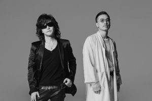 X Japan's Toshi teams up with rapper AK-69 for an unexpected collaboration