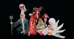 All year is Halloween for Kyary Pamyu Pamyu who brings her spooky show to Europe in May