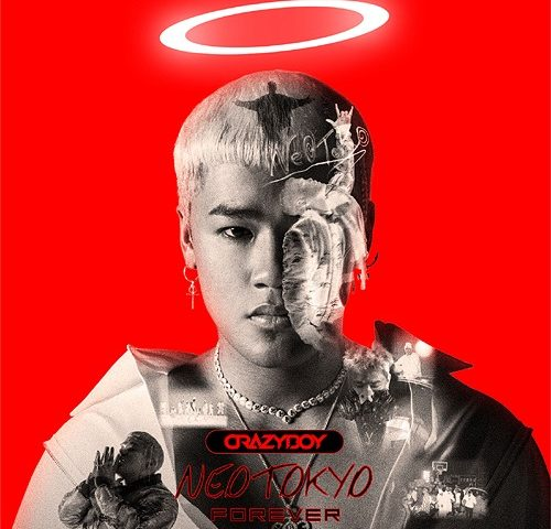 After four EPs LDH's Crazyboy returns with his first album