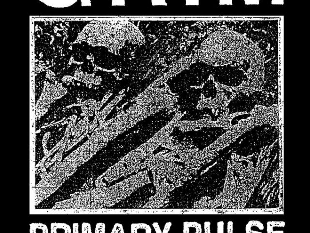 GRIM's new release Primary Pulse is out on Trapdoor Tapes!
