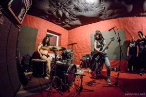 Sete Star Sept @ Revolver Sound Studio, Budapest, 2018.07.23