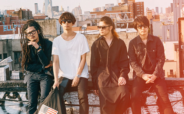 "New album from [Alexandros], ""Sleepless in Brooklyn"" is out next week!"