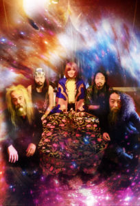 Triple dose of psychedelia: three new releases from Acid Mothers Temple!