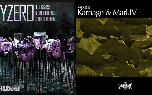 Dagger 3 and Vena: new releases from Dayzero and Karnage!