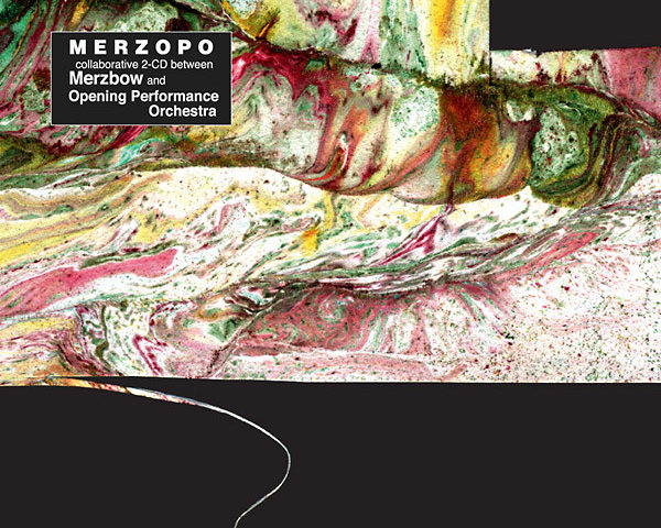 Merzbow / Opening Performance Orchestra split release coming soon on Sub Rosa!