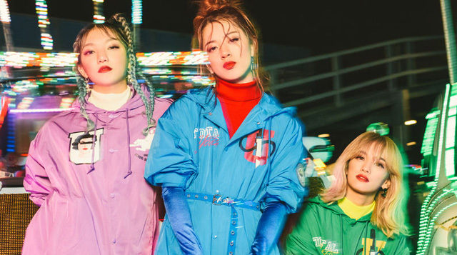 SudannaYuzuYully's new track mixes hip-hop, pop and traditional music + a new start for LDH girl groups