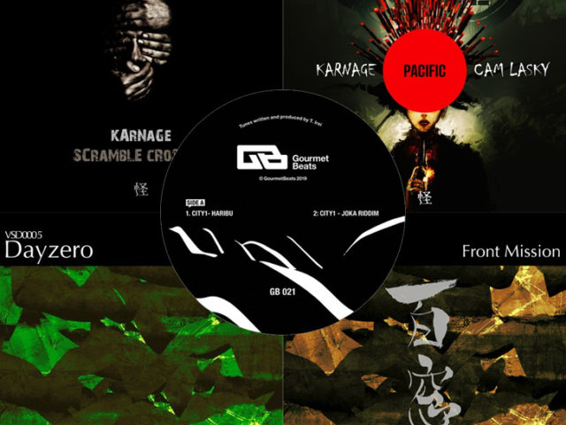 Dubstep overdose: new releases from City1, 100mado, Dayzero and Karnage!