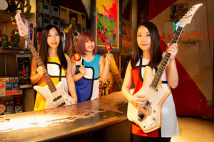 New album from Shonen Knife + EU and UK tour!