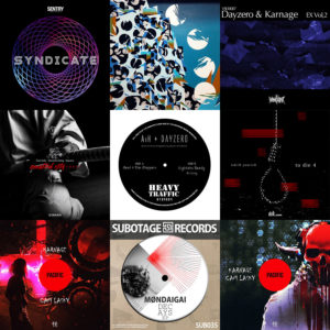 Dubstep update with nine new releases!