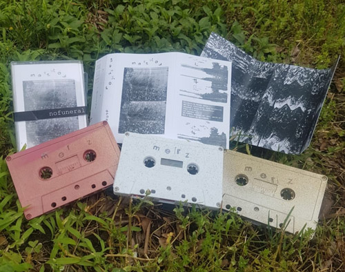 Merzbow: Dead Lotus – new album out on No Funeral Records