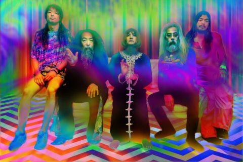 Acid Mothers Temple European tour happening right now!