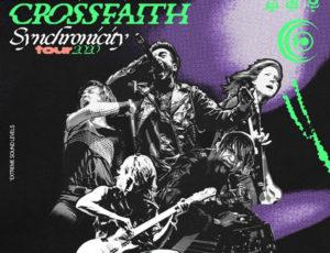 Crossfaith's month long headline tour starts early February