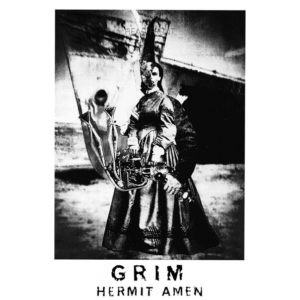 GRIM's new 12″ Hermit Amen collects unreleased rarities from the last four decades