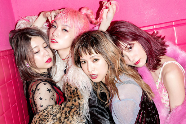 Scandal Honey New Album Out In February Japan Vibe