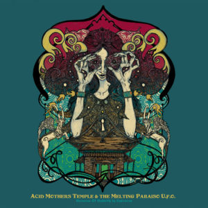 Acid Mothers Temple wraps up 2018 with two brand new albums!