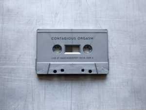 Contagious Orgasm returns with two new Maschinenfest related releases