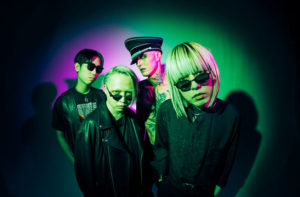 Plasticzooms is back with a darker sound and a new music video!
