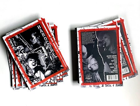 Dig deep into the history of the Kansai area hardcore punk scene with F.O.A.D. Records' new book!